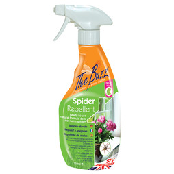 The Buzz Spider Repellent