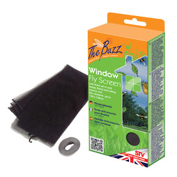The Buzz Window Fly Screen