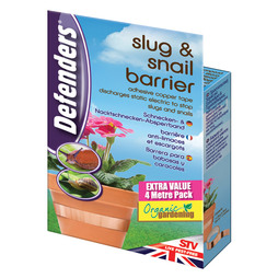 Defenders Slug and Snail Barrier Tape 4 metres