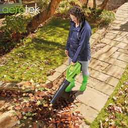 Aerotek 40V Cordless Leaf Blower without Battery and Charger
