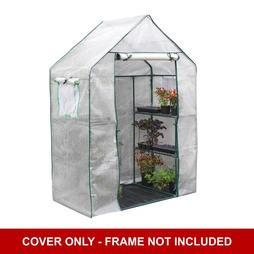 6Shelf Greenhouse Replacement Cover