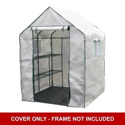 12Shelf Replacement Greenhouse Cover