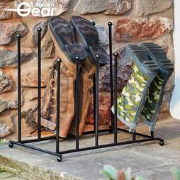 TwoTier Boot Stand 6 Pairs