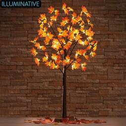 Illuminative LED Maple Tree