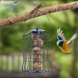 Nature?s Market Wild Bird Suet Ball Feeder with Squirrel Guard