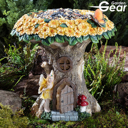 Garden Gear Fairy House Bird Feeder
