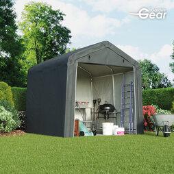 Garden Gear HeavyDuty Portable Shed 8x8 Foot