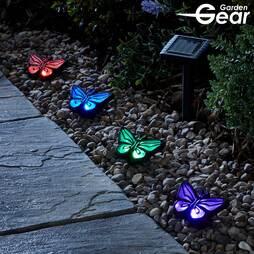 Garden Gear Solar Butterflies