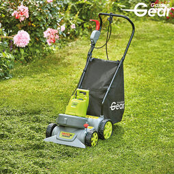 Garden Gear Push Vac and Blower