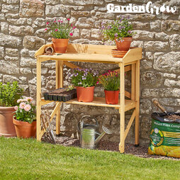 TwoTier Potting Bench