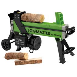 Logmaster 5 Tonne Electric Log Splitter