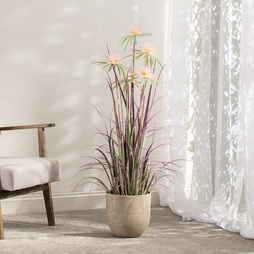 Artificial Plume Grass Plant 48 inches