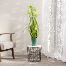 Artificial Plume Grass Plant 36 inches