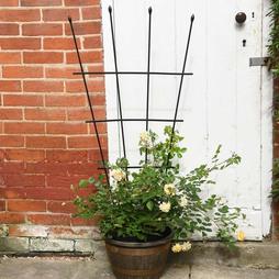 Garden Gear 1.2Metre Fan Trellis