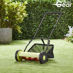 Garden Gear 40cm Manual Push Lawn Mower