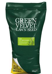 Barenbrug Green Velvet Grass Seed The All Rounder 20kg
