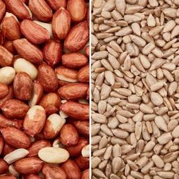 The Peanut & Sunflower Combo Bundle