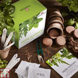 Herb Garden Growing Kit
