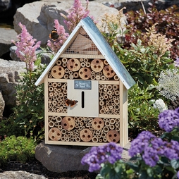 Garden Life Wooden Insect Hotel - Gift