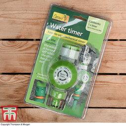 Irrigation Mechanical Water Timer (Green)