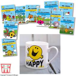 Mr Happy Gift Set - Gift