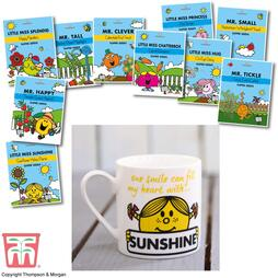 Little Miss Sunshine Gift Set - Gift