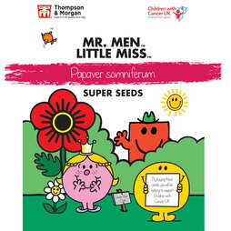 Mr. Men™ Little Miss™ Papaver somniferum