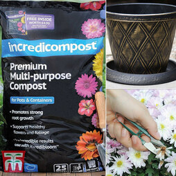 Patio Pot Essentials Kit