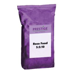 Prestige Rose Food - Spring to Autumn Flowers, Trees & Shrubs Fertiliser