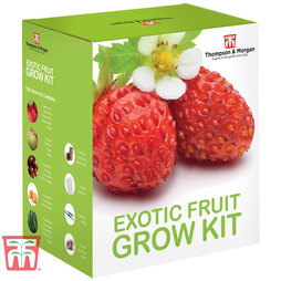 Exotic Fruit Growing Kit - Gift
