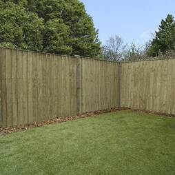 Feather Edge 1524mm Pressure Treated