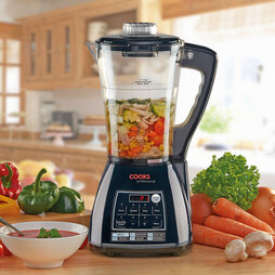 Cooks Professional Soup Maker Black