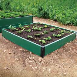 Build-a-Bed Single Raised Bed 1msq