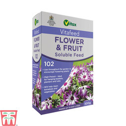 Vitax Vitafeed 102 Flower & Fruit Feed
