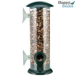 Happy Beaks StickOn Window Feeder