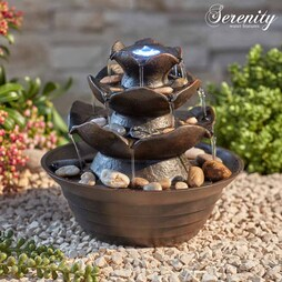 Serenity TableTop Oriental Water Feature