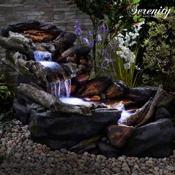 Serenity XL Tumbling Stream Water Feature