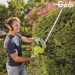 Garden Gear Rotating Handle Hedge Trimmer