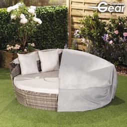 Garden Gear Premium Round Furniture Cover Large