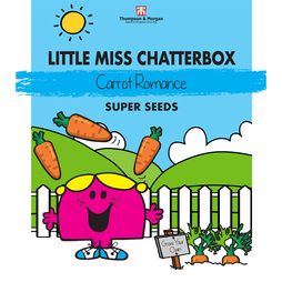 Little Miss Chatterbox - Carrot 'Romance'