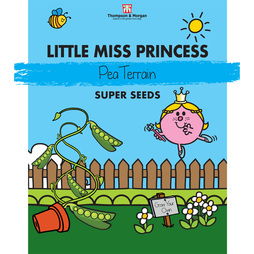 Little Miss Princess - Pea 'Terrain'