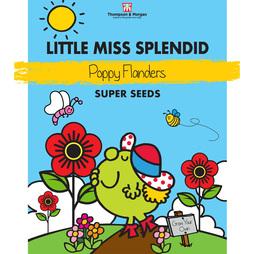 Little Miss Splendid - Poppy 'Flanders'