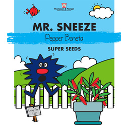 Mr. Sneeze - Pepper 'Boneta'
