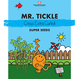 Mr. Tickle - Cress 'Extra Curled'