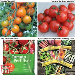 Grow Your Own Tomato Collection