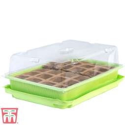 24 Cell Windowsill Greenhouse