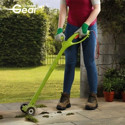 Garden Gear Weed Sweeper with Spare Brushes