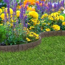 Eco-friendly Ez Border Garden Border Edging