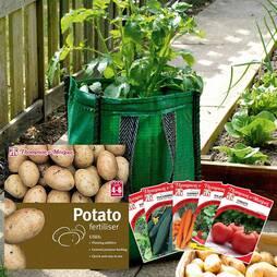 FREE* Potato Growing Kit
