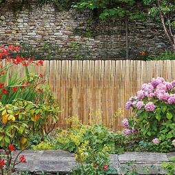 Bamboo Slat Fence 180 X 400CM